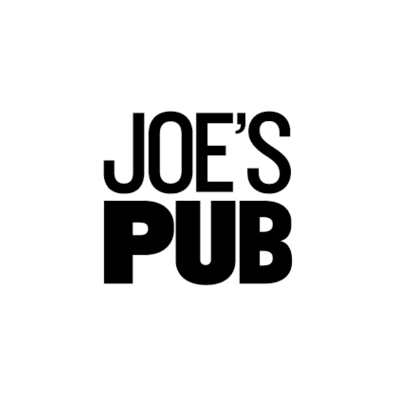Joe's Pub Logo Frame Bigger